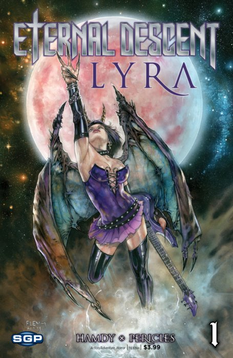 Eternal Descent - Lyra #1