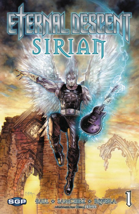 Eternal Descent - Sirian #1
