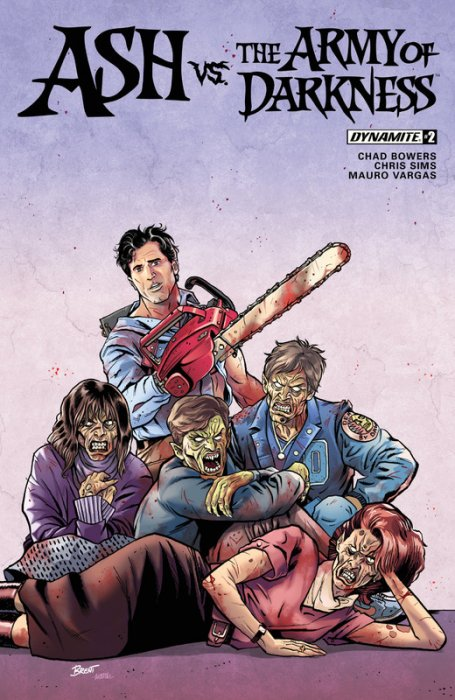 Ash vs The Army of Darkness #2