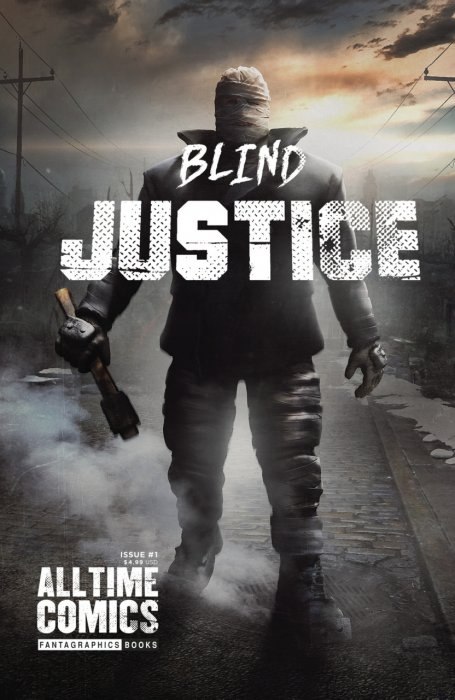 All Time Comics - Blind Justice #1