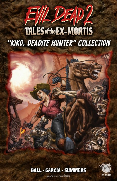 Evil Dead 2 - Tales Of The Ex-Mortis - Kiko, Deadite Hunter