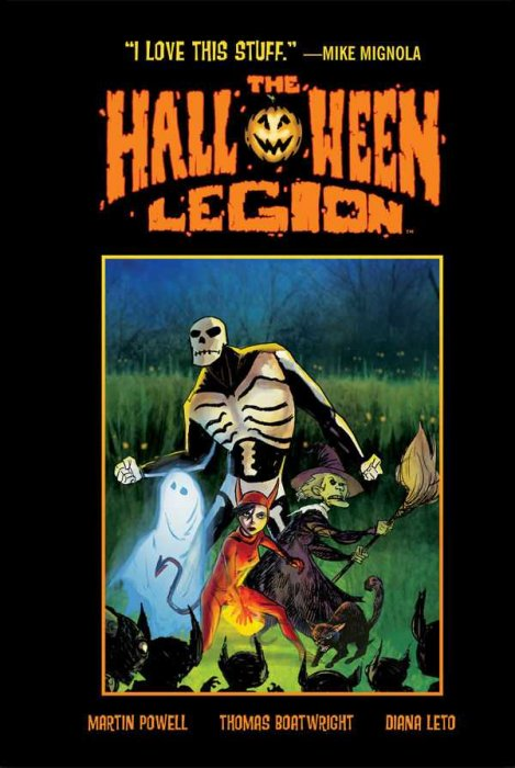 The Halloween Legion #1 - OGN