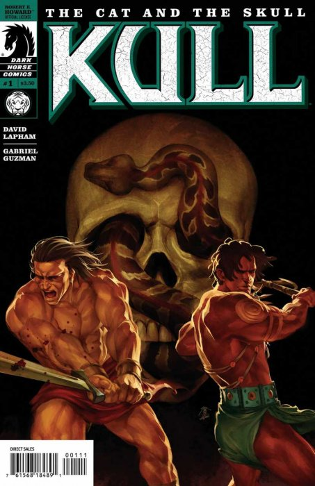 Kull - The Cat and the Skull #1-4 Complete