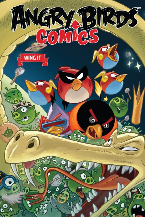 Angry Birds Comics Vol.6 - Wing It