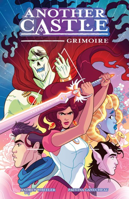 Another Castle - Grimoire #1 - TPB