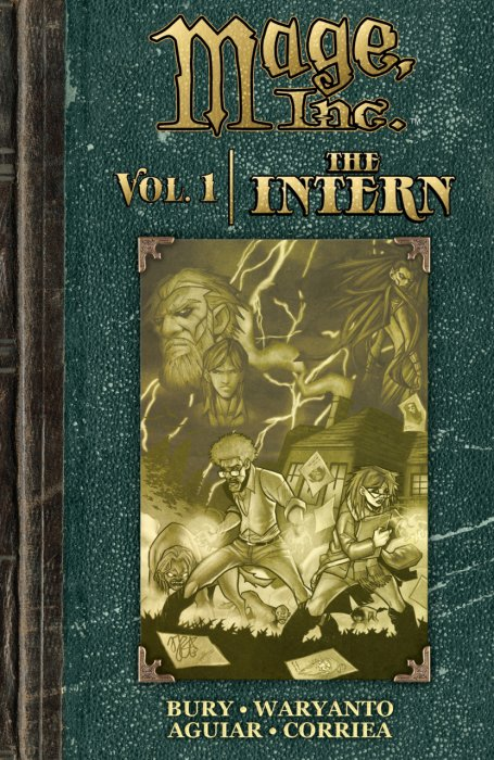 Mage, Inc. Vol.1 - The Intern
