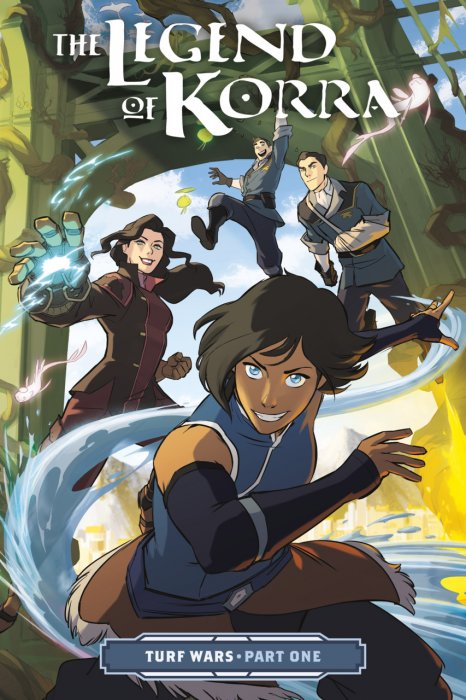 The Legend of Korra - Turf Wars - Part 1