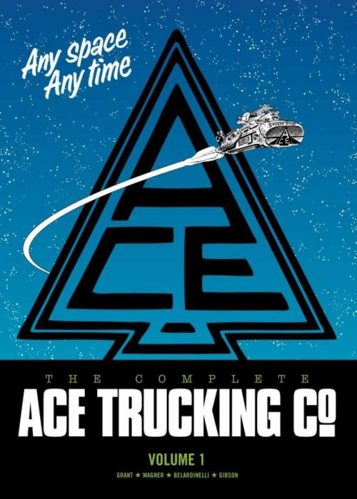 The Complete Ace Trucking Co. Vol.1