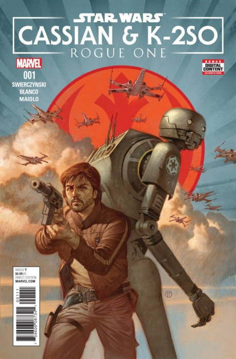 Star Wars - Rogue One - Cassian & K2SO Special #1