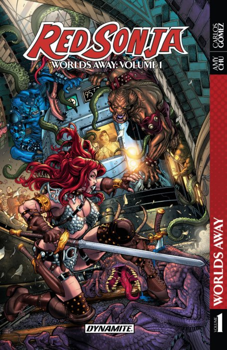 Red Sonja - Worlds Away Vol.1
