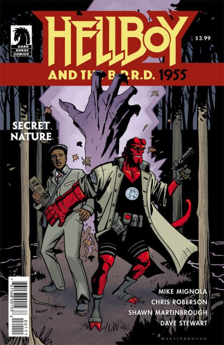 Hellboy and the B.P.R.D. - 1955 - Secret Nature #1