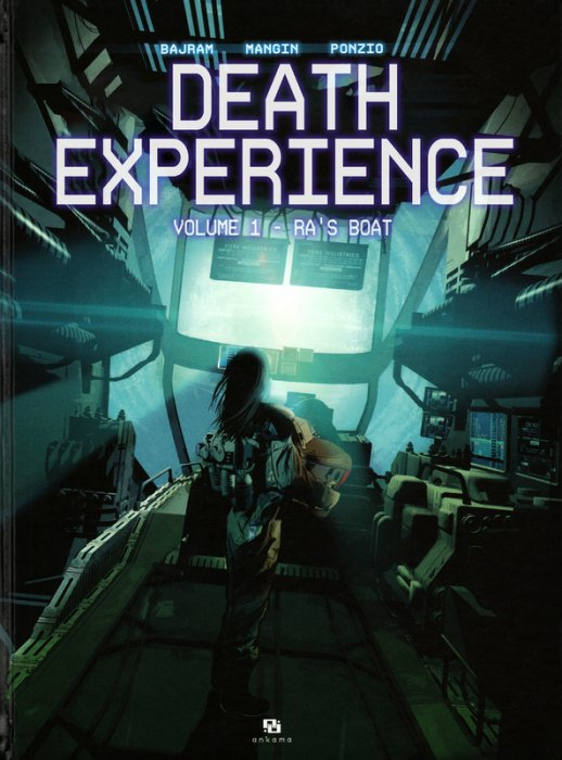 Death Experience Vol.1-4 Complete