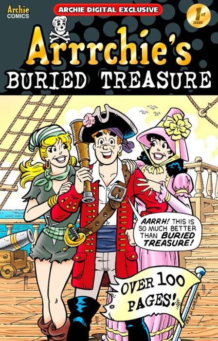 Arrrchie's Buried Treasure #1