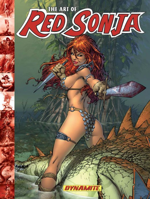 The Art of Red Sonja Vol.1