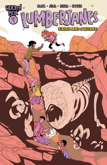 Lumberjanes - Faire and Square 2017 Special #1