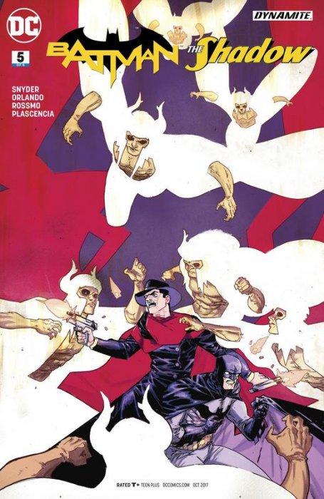 Batman - the Shadow #5
