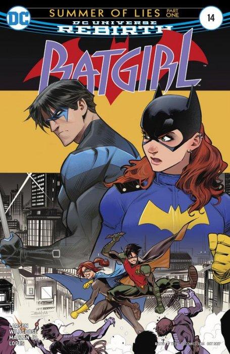 Batgirl #14