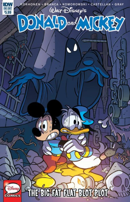 Donald and Mickey #1