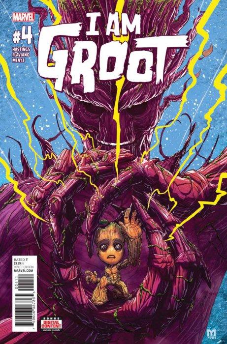 I Am Groot #4