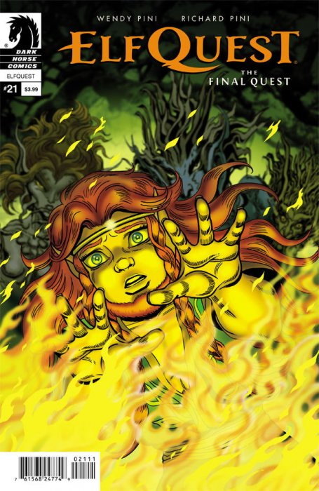 ElfQuest - The Final Quest #21