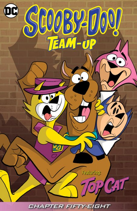 Scooby-Doo Team-Up #58