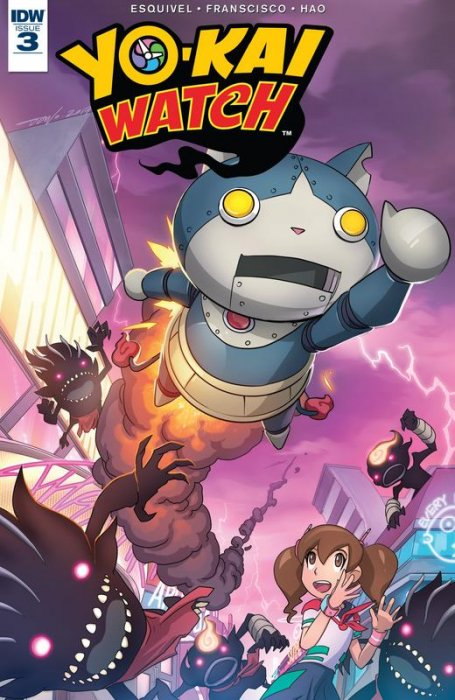 Yo-Kai Watch #3