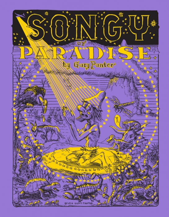 Songy of Paradise #1 - HC