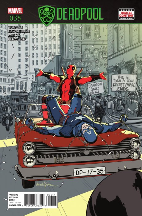 Deadpool #35
