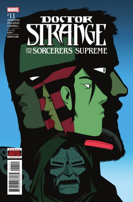 Doctor Strange and the Sorcerers Supreme #11