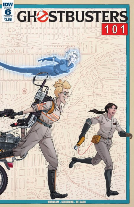 Ghostbusters 101 #6