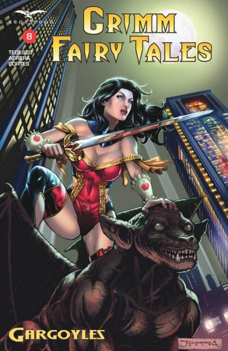 Grimm Fairy Tales Vol.2 #8