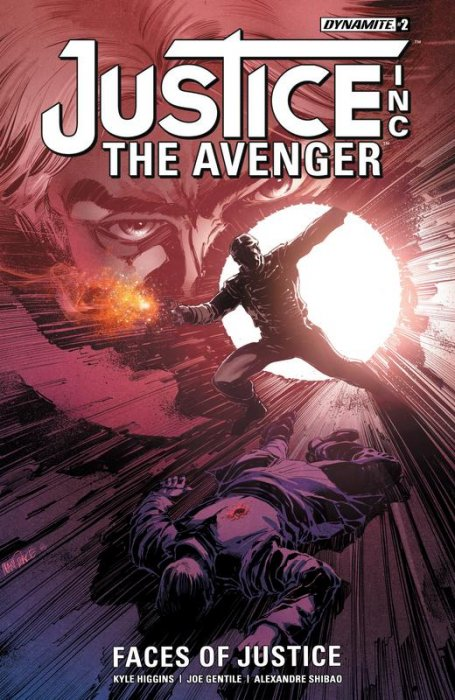 Justice Inc - The Avenger #2