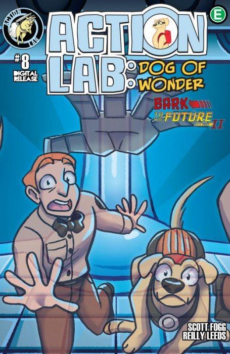 Action Lab - Dog of Wonder #8