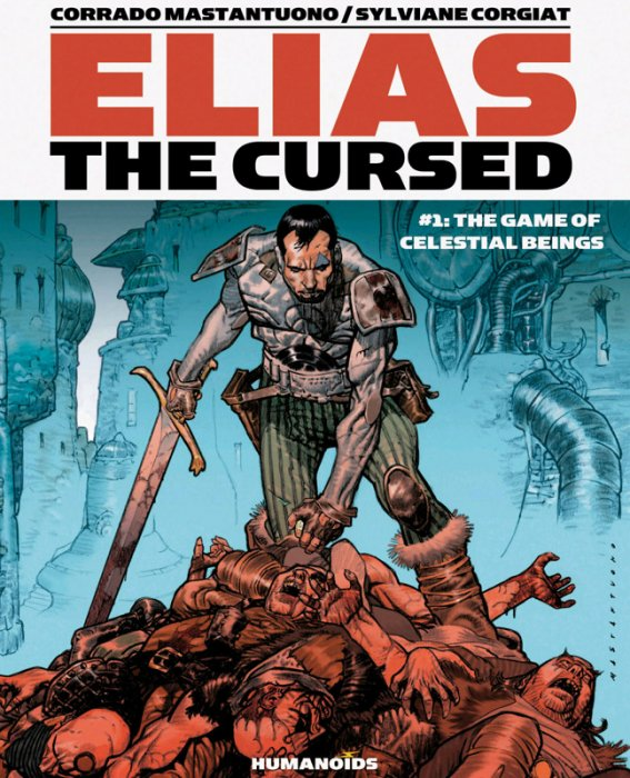 Elias The Cursed #1 - The Game of Celestial Beings
