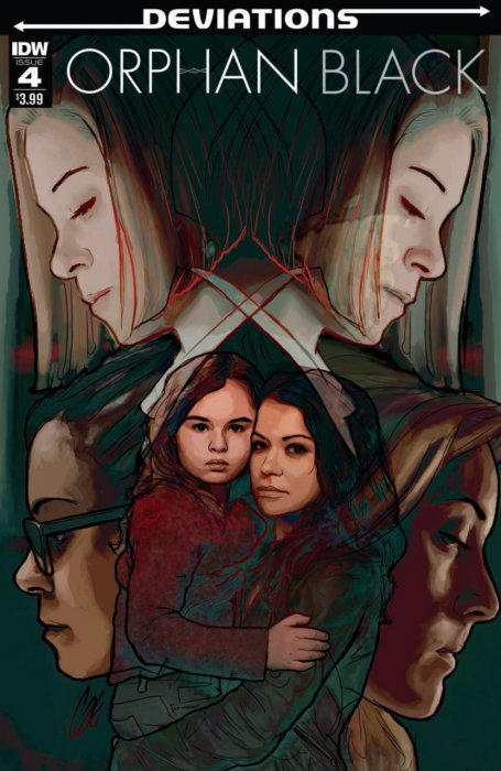 Orphan Black - Deviations #4