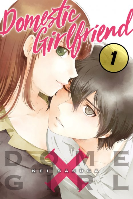 Domestic Girlfriend Vol.1-5 Complete