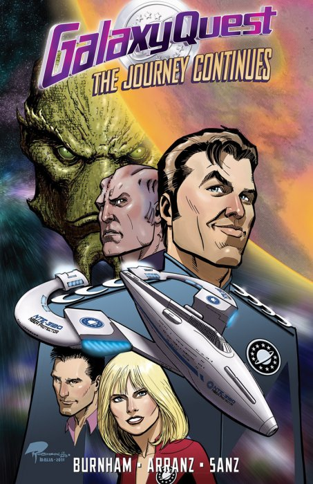 Galaxy Quest - The Journey Continues #1 - TPB