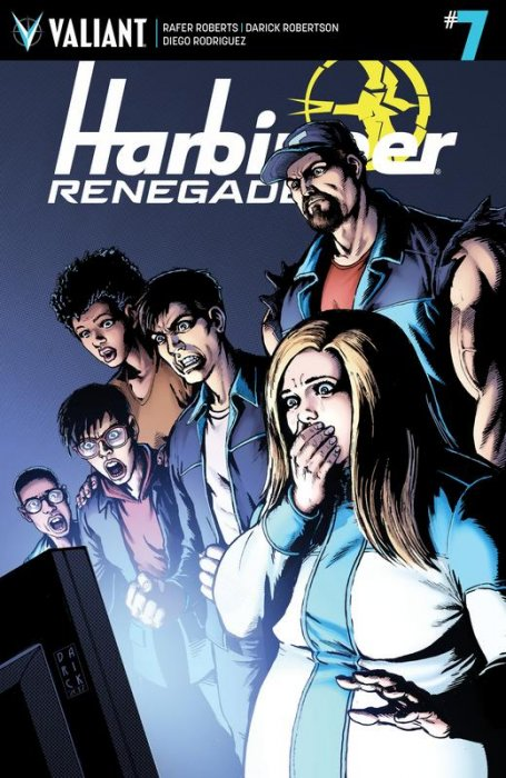 Harbinger Renegade #7