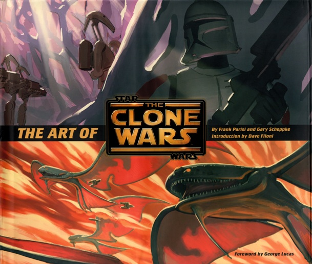 The Art of The Clone Wars #1