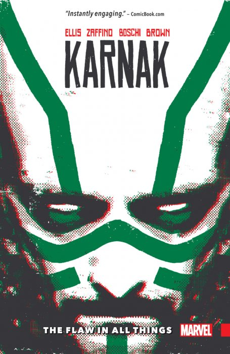 Karnak - The Flaw in All Things #1 - TPB
