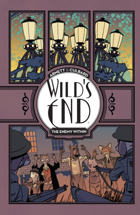 Wild's End Vol.2 - The Enemy Within