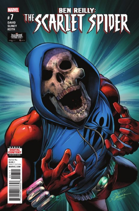 Ben Reilly - Scarlet Spider #7