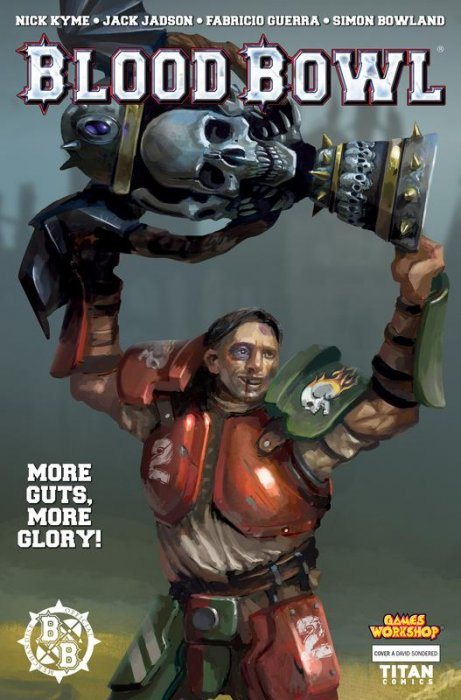 Blood Bowl - More Guts, More Glory! #4