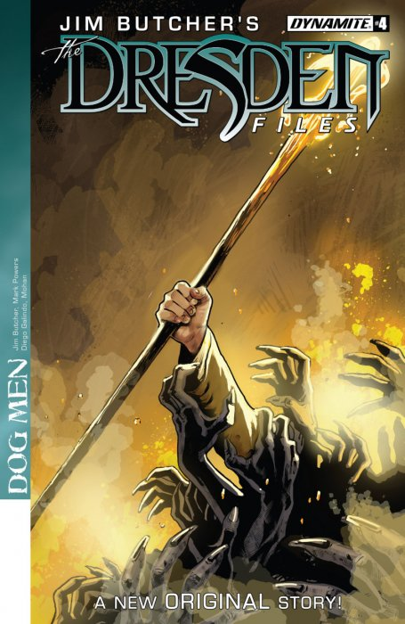 Jim Butcher's The Dresden Files - Dog Men #4
