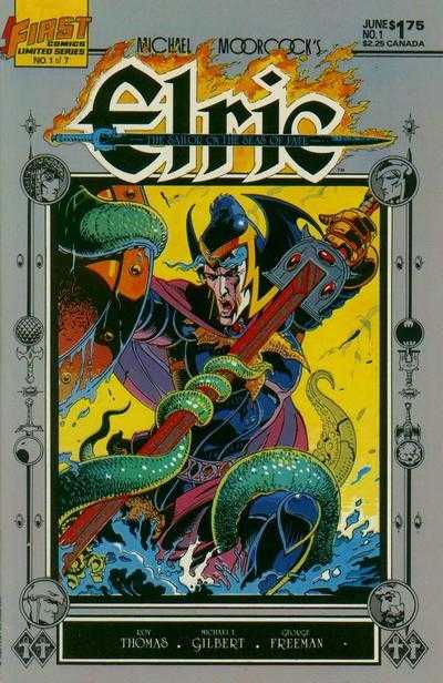 Elric - Sailor on the Seas of Fate #1-7 Complete