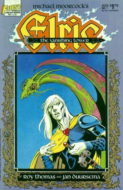 Elric - The Vanishing Tower #1-6 Complete