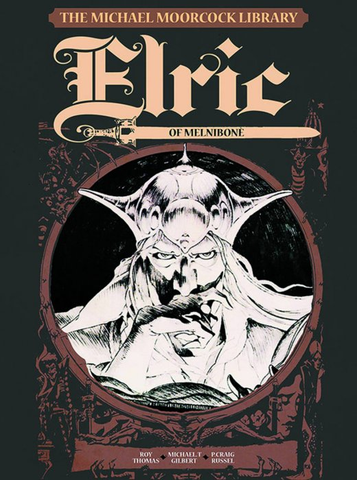 Elric of Melnibone #1-6 Complete
