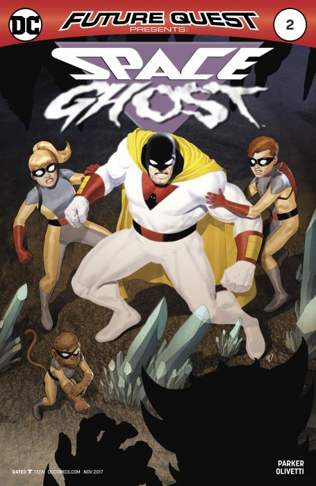 Future Quest Presents #2