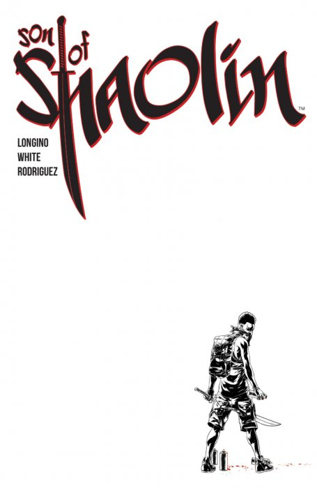 Son of Shaolin #1 - OGN