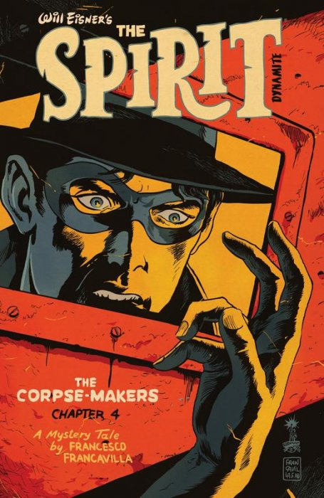 Will Eisner's - The Spirit - The Corpse-Makers #4